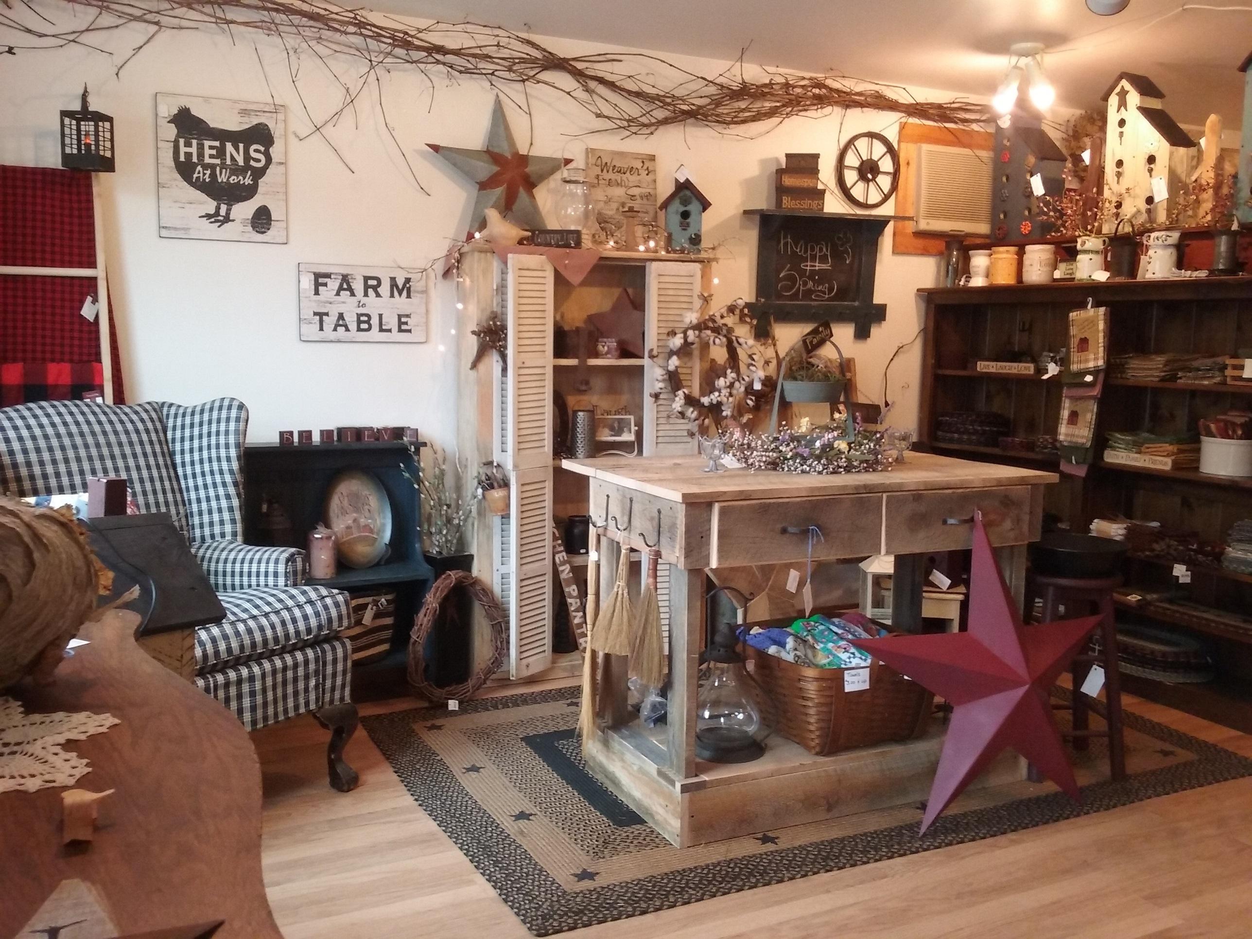 Patchwork Plus – Primitive & Farmhouse Home Decor and Gift Shop